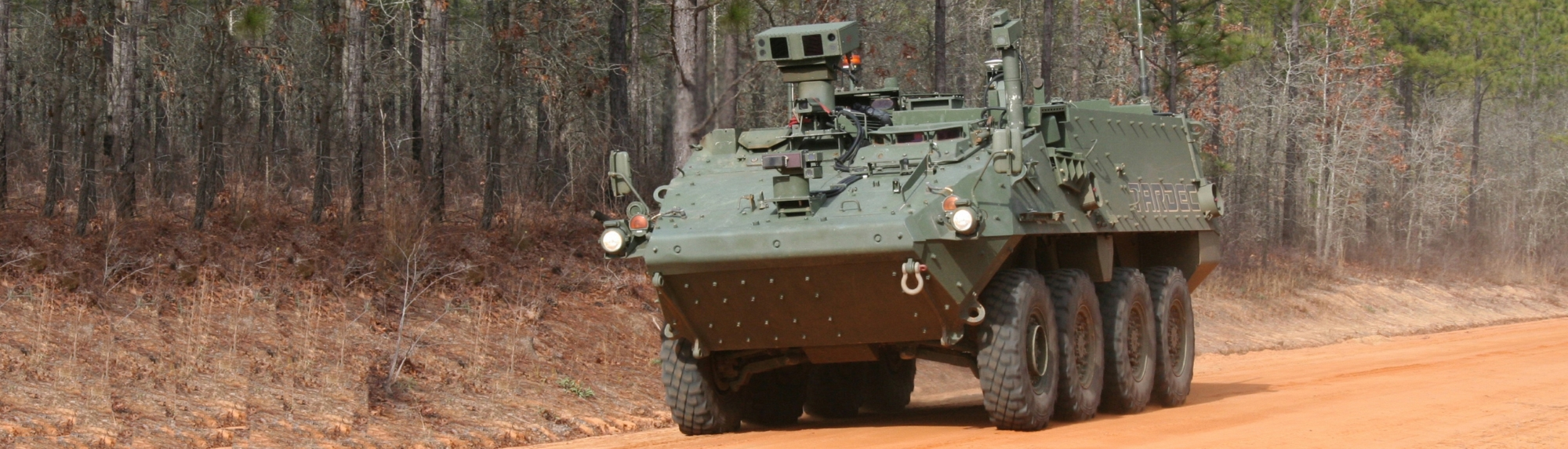 Remotely Operated Ground Vehicle