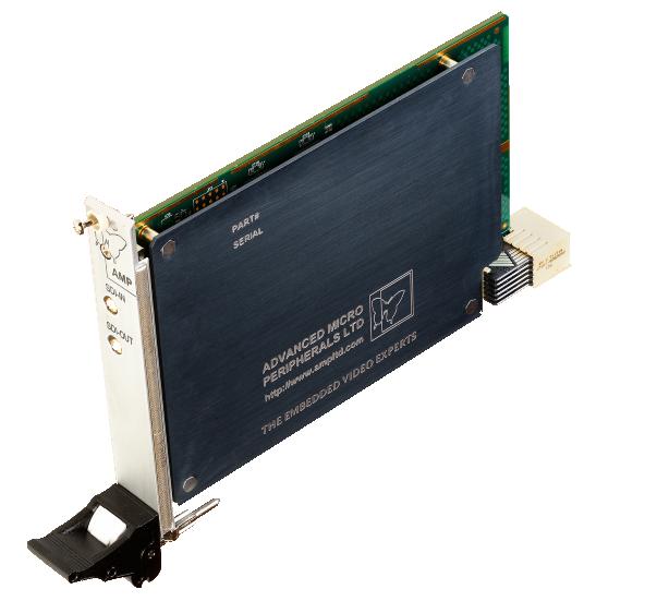 Intelligent & Rugged HDCorder-SDI