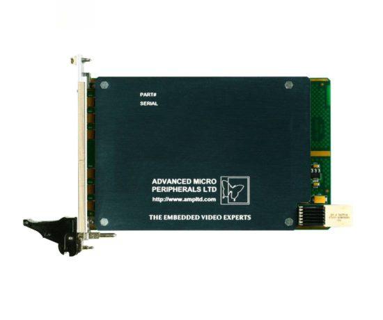 CompactPCI Serial H264 RS343 Encoder
