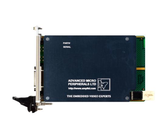 CompactPCI Serial Frame grabber