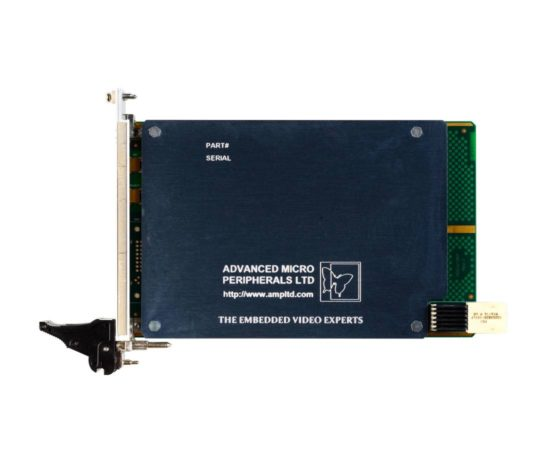 CompactPCI Serial HD SDI H264 Encoder