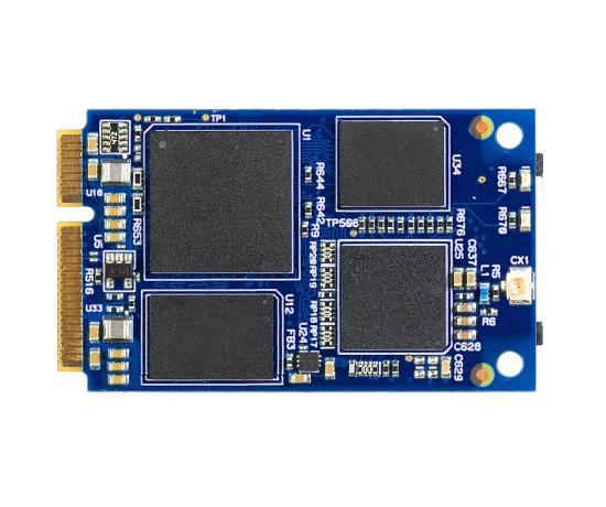 nanoGrabber-HD-SDI - HD-SDI Video Frame Grabber for Mini PCI Express
