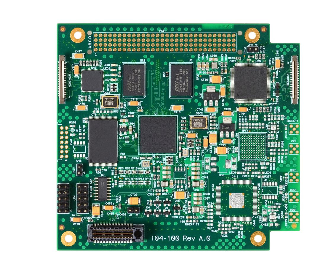 HDGrabberX-HDMI - PCIe/104 HDMI/DVI Video Frame Grabber - Advanced ...