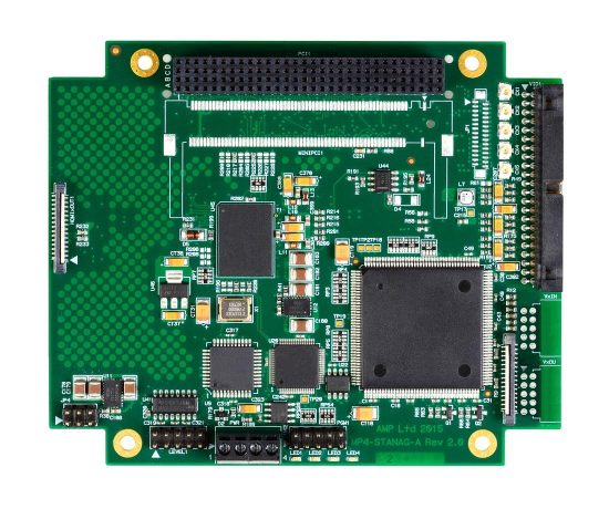 DVI to STANAG3350 converter