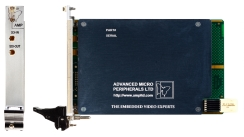 Rugged & Reliable CompactPCI Serial Video Surveillance Solutions
