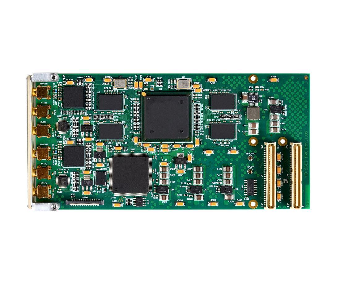 H264-2SDI-PMC